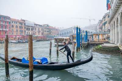 Venice and it's Gondolas