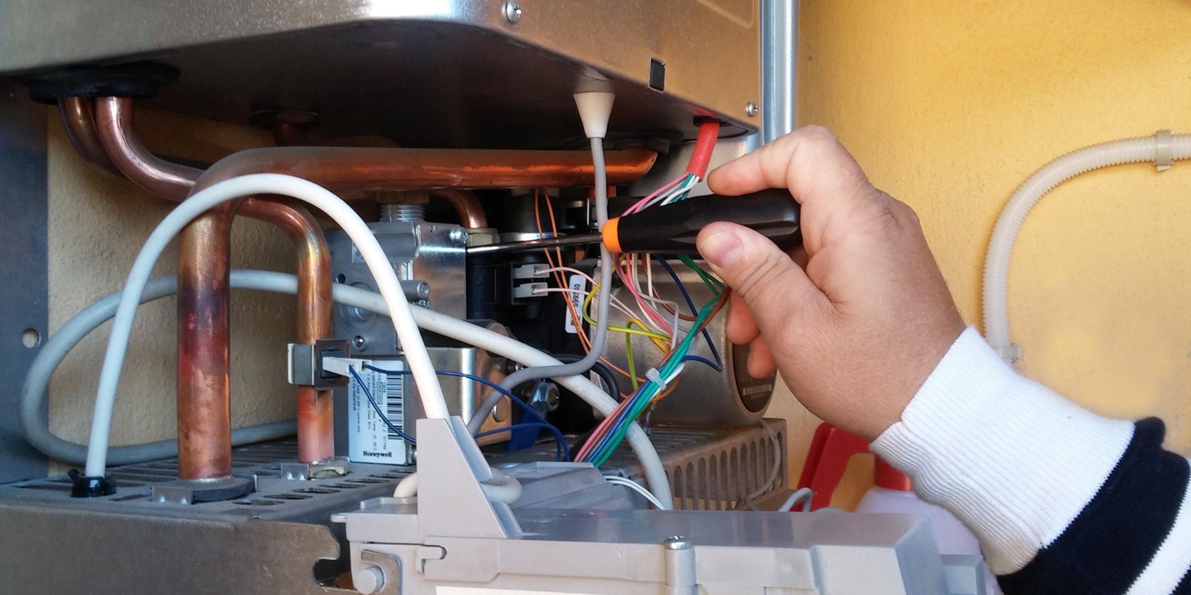 Gas Safe Boiler Servicing