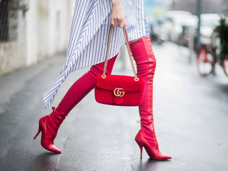 أحدث صيحات الأزياء أحذية بتصميمات رائعة للموسم الجديد