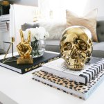 MY 4 GUIDELINES TO DECORATING A COFFEE TABLE