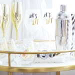 My Guidelines for Decorating a Chic Bar Cart