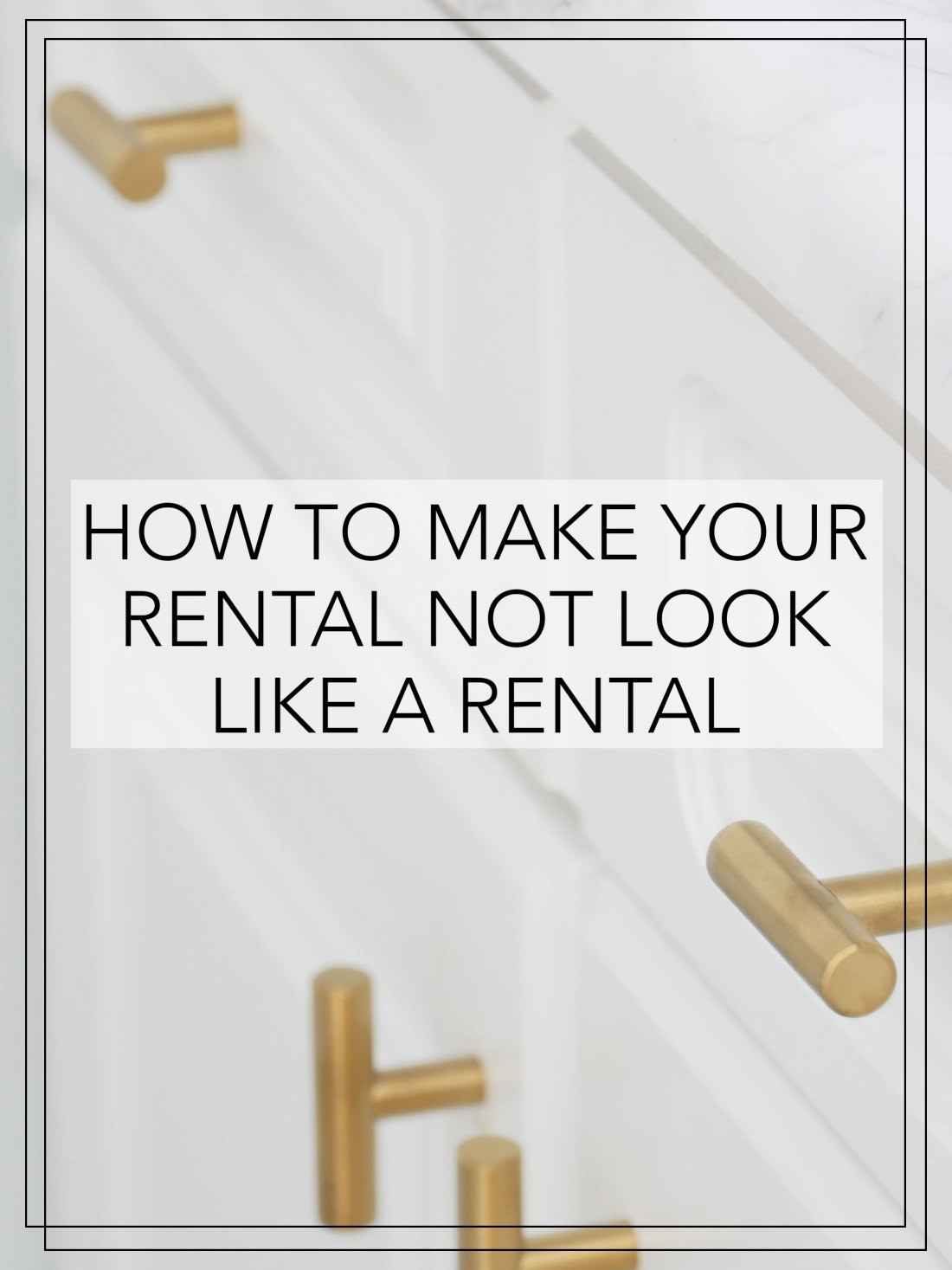 Just moved into a rental apartment? Here are some tricks to make it look like a permanent residence! #rentalhomedecorating  #rentaldecorating #rentalapartmentdecorating #smalllivingroomideas  #smallapartmentdecorating #smallapartmentideas #walldecor #rentalhomedecoratingdiy #livingroomdecor #livingroomideas