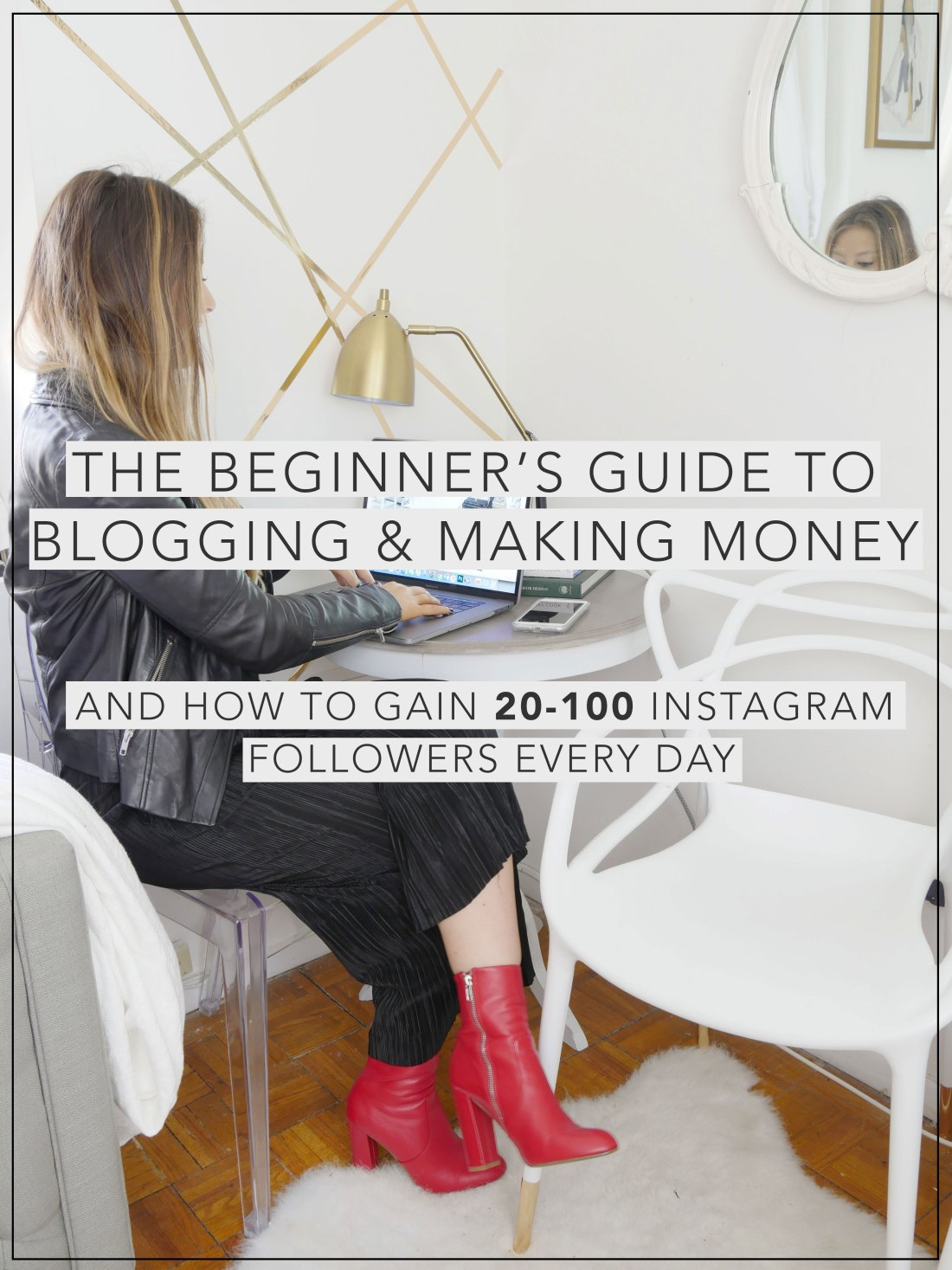 Within a year of starting my blog, I have: made constant $$$ per month, been published in 2 magazines & gain 100 Instagram followers every day using a strict formula. Learn how to do start a blog & make quick money with these fail-proof tips. PLUS learn how to gain Instagram followers every day. #bloggingforbeginners #bloggingformoney #bloggingtips #bloggingideas #instagramtips #instagramalgorithm #earnextramoney #howtogainfollowersoninstagram #startingyourownblog #bloggingideas #instagramtricks