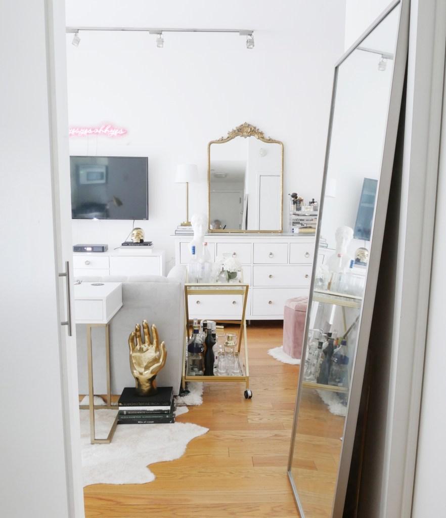My 450 SQFT Studio Apartment Reveal