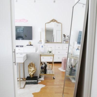 My Studio Apartment Reveal