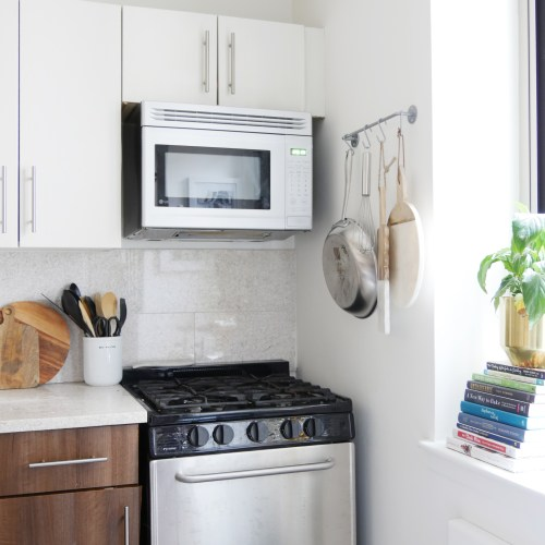 The 5 Best Purchases I've Made to Save Space in my Small Apartment