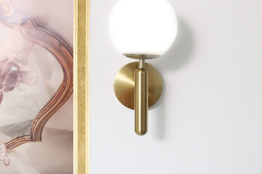 How to Install Wall Sconces or Light Fixtures Without Hardwiring OR a Wall Outlet!