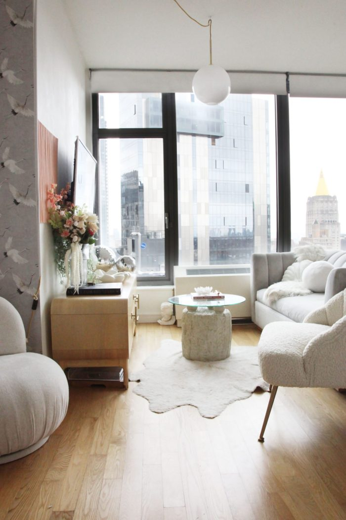 My Go-To Tips for Making Your Small Apartment Feel Larger