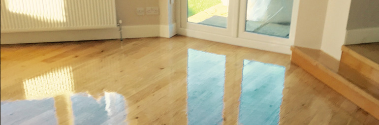 Wood Floor Sanding Edinburgh – Dundas Street