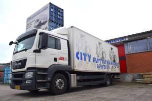 Flytning, Møbeltransport og opbevaring