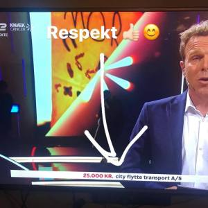 knæk Cancer tv2