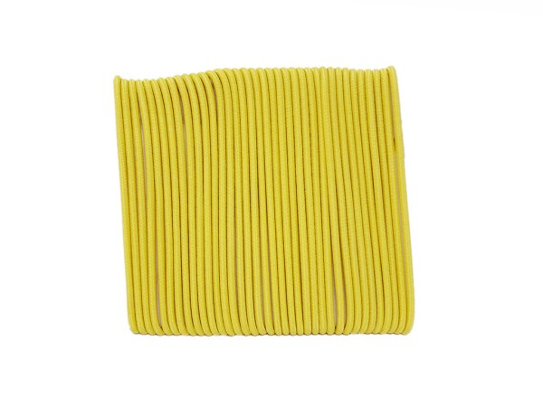 extra elastic for travelers notebooks - yellow