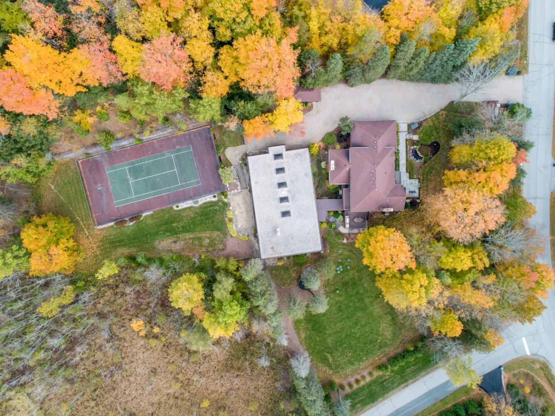 23 Cedar Drive Caledon Aerial Fall MedRes (9 of 31)