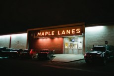 The site is currently occupied by the Maple Lanes Bowling Alley. Photo: Melissa Murphy, portrait & lifestyle photographer.