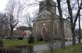 New Utrecht Reformed Church, Brooklyn. Image Credit: Friends of Historic New Utrecht.