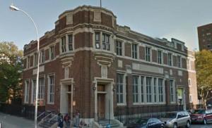 Stone Avenue Branch, Brooklyn Public Library. Image Credit: LPC.