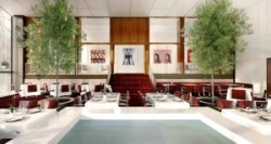 The proposed interior of the Four Seasons. Image credit: Selldorf Architects