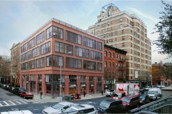 Architects rendering of 70 Henry Street.  Image credit:  Morris Adjmi Architects