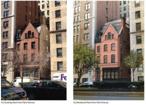 890 Park Avenue in Manhattan. Image Credit: Murdock Solon Architects