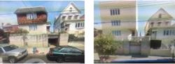 An example of a residence enlarged pursuant to a BSA-approved application in Brooklyn Community District 10 (original residence shown on the left). Image credit: Brooklyn Community Board 10