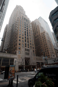 The Graybar Building in Manhattan. Image Credit: LPC.