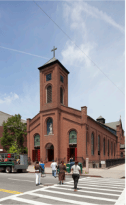 St. Joseph's Church in Manhattan. Image Credit: LPC