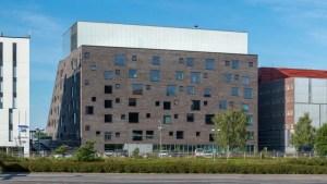 Uuden ajan kampusrakennus EduCity rakennettiin energiapihiksi