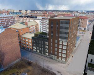 SRV rakentaa Taalerille vuokra-asuntokohteen Tampereen Tammelaan