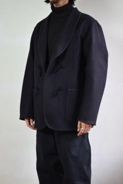 「comoli 18ss スモーキングジャケット」の画像検索結果