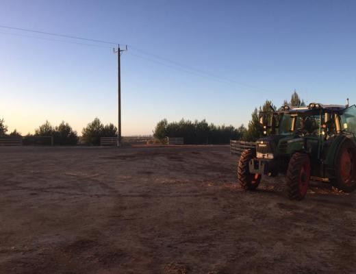Farm Work Australia Tractor