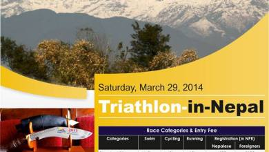 Photo of Himalayan Rush Triathlon