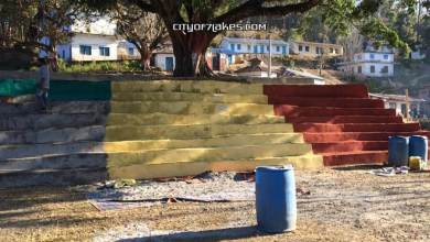 Photo of Rupakot Festival preparation almost completed