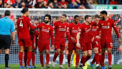 Photo of Atletico coach Simeone praises Klopp's 'great' Liverpool side