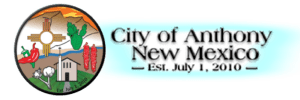 City of Anthony NM