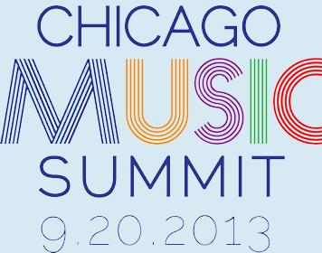 Chicago Music Summit 9.20.2013