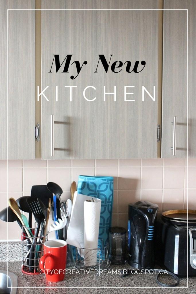 apartment kitchen makeover