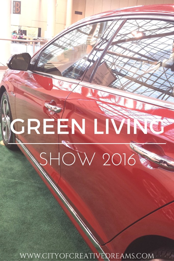 Green Living Show 2016 | City of Creative Dreams