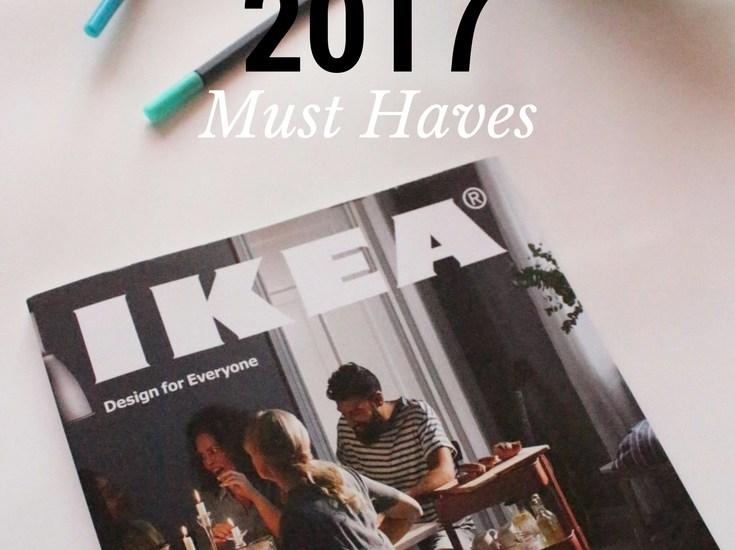 Ikea Catalogue 2017 Must Haves City Of Creative Dreams