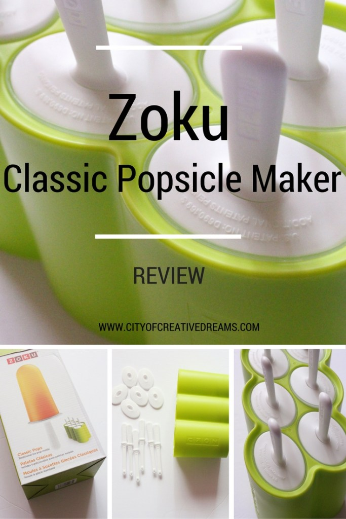 Zoku Classic Popsicle Maker   City of Creative Dreams