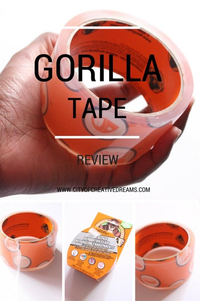 Gorilla Tape | City of Creative Dreams