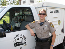 Animal Control   La Mesa  CA   Official Website Animal Control Officer