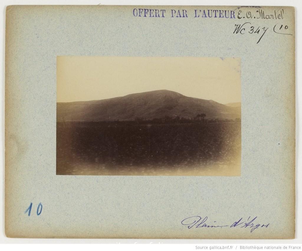 Plaine d'Argos_Martel Édouard-Alfred_1892_3