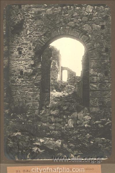 NAUPLIA GATE_MYSTRAS