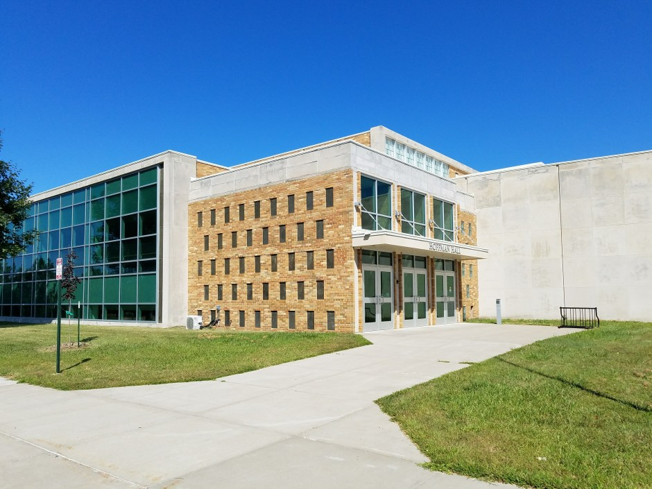 Hoffman Hall Recreation and Fitness Center