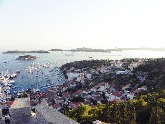 Hvar and the Pakleni islands
