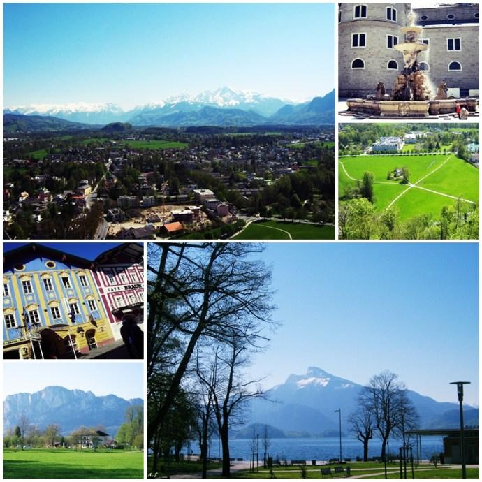 Austria: Mondsee & Salzburg