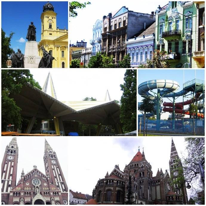 Hungary- Debrecen, Hajduszoboszlo & Szeged