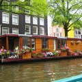 house on the canals