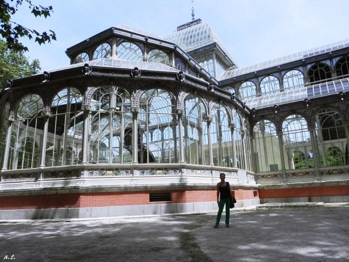 Palacio de Cristal of Retiro