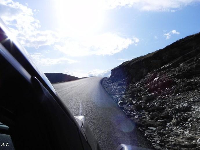 steep drive